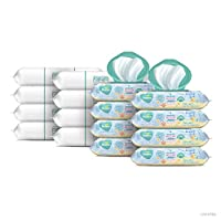 Pampers Pampers 帮宝适*清洁香型婴儿湿巾,16 倍弹出式加加填充组合包,1152 片