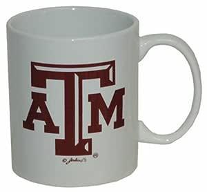 NCAA Texas A&M Aggies Mug Ceramic A & M