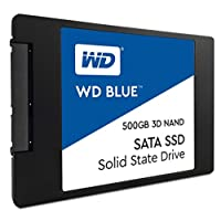 WD 西部数据蓝色固态硬盘 500GB