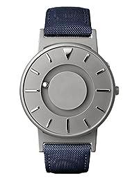 EONE 恒圆 美国品牌 经典系列 石英男女适用手表 触摸时间 BR-C-BLUE(亚马逊自营商品, 由供应商配送)