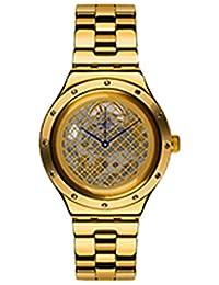 瑞士品牌 Swatch 斯沃琪 机械系列机械中性手表 博林 YAG100G