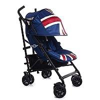 Easywalker Mini Buggy折叠婴儿车 经典英国国旗印花
