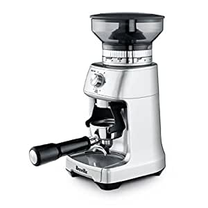 Breville BCG600SIL The Dose Control Pro 咖啡豆研磨机 银色
