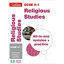 GCSE 9-1 Religious Studies All-in-One Complete Revision and Practice: For the 2020 Autumn & 2021 Summer Exams (Collins GCSE Grade 9-1 Revision) (English Edition)