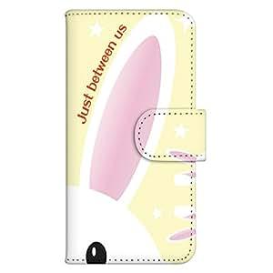 白色坚果 手机壳 翻盖 印花翻盖 智能手机壳 翻盖式 对应全部机型WN-PR339860-MX Xperia Z5 SO-01H 白色