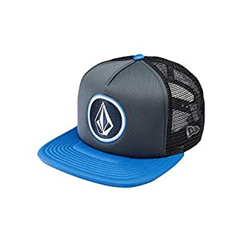 Volcom Men's Coast Cheese Hat, Free Blue, One Size