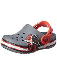 Crocs 卡骆驰儿童 Crocband Star Wars Villian 洞洞鞋
