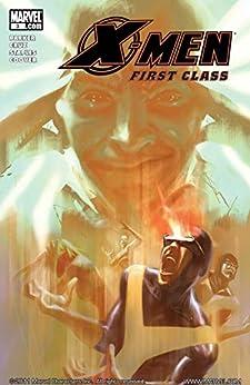 """X-Men: First Class II #3 (English Edition)"",作者:[Parker, Jeff]"