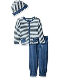 Calvin Klein 男宝宝开衫裤子套装 2 件套