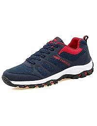 卡帝乐鳄鱼男鞋透气鞋子运动鞋男慢跑鞋学生跑步鞋运动休闲鞋潮鞋