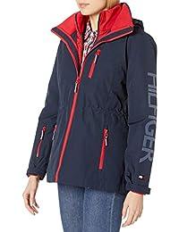 Tommy Hilfiger 女士三合一系统外套
