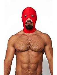 Mister B 莱卡吸顶帽红色