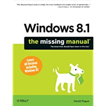 Windows 8.1: The Missing Manual (Missing Manuals) (English Edition)