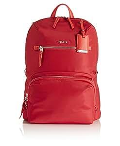 TUMI Voyageur 女式 HALLE BACKPACK 双肩背包 0484758HPK 粉红 14.25寸