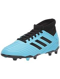 adidas 阿迪达斯 儿童 Predator 19.3 坚固地面足球鞋