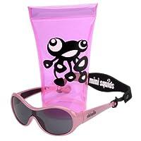 澳洲Eyetribe Mini Squids儿童防紫外线太阳镜(0-2岁) -浅粉MS002