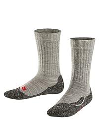 FALKE 中性款主动温暖普通筒袜