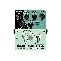 TECH21 SANSAMP Geddy Lee Signature 前置扩音器 YYYZ 【国内正品】