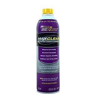 ROYAL PURPLE 紫皇冠 合成燃油系统清洁剂 稳定剂 591ml(高含量成份聚醚胺一瓶解决问题显著大幅减小油耗 提升动力 怠速抖动 可以长达16000公里)(亚马逊自营商品,由供应商配送)
