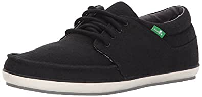 Sanuk Men's TKO Loafer, Black, 14 M US