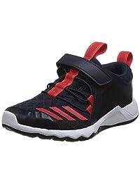 adidas kids 阿迪达斯童鞋 男童 休闲运动鞋 RapidaFlex EL K D97606