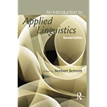An Introduction to Applied Linguistics (English Edition)