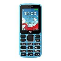 ZTE 中兴 L638 移动/联通2G 直板手机(蓝色)