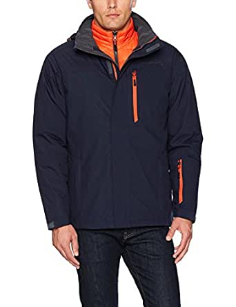 Free Country Men's Waterproof Stretch Down Systems Jacket  深海军蓝 Small