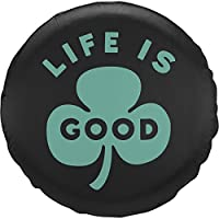 Life is Good 轮胎套刘海