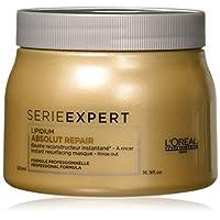 L'Oreal Serie Expert Lipidium Absolut Repair Instant Resurfacing Masque (new packaging), 16.9 Oz.