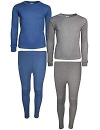 Only Boys 2 件装保暖内衣上衣裤子套装(2 件套)