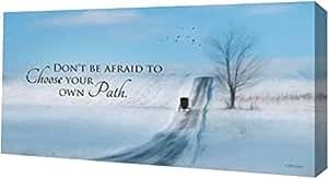 PrintArt GW-POD-65-LD514-30x15 选择您自己的路径,76.2cm x 38.1cm