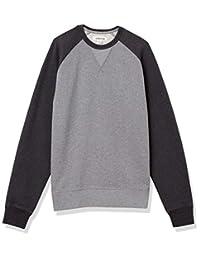 亚马逊品牌 - Goodthreads 男式圆领羊毛运动衫