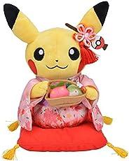 口袋妖怪中心原创 玩偶 红茶会的皮卡丘 女式