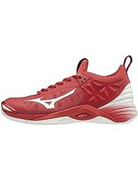 [Mizuno 美津浓] 排球鞋 WAVE MOMETOME (当前款式)
