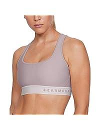 Under Armour 安德玛 HeatGear 女式中冲击背带运动文胸