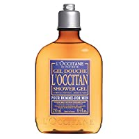 L'Occitane 男式 Fresh L'Occitan 沐浴露,身体和*,8.4 液 盎司。