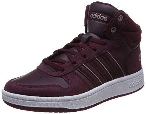 adidas NEO Adidasスポーツライフ女性用カジュアルバスケットボールシューズadidas NEO AdidasスポーツライフレディースカジュアルシューズB42108 B42108ソースパープル/ソースパープル/ホワイト37(UK 4.5)