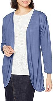 Cecile 开衫+蕾丝内衣 2件套 薄款 针织材质 防紫外线 办公休闲 女士