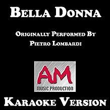 Bella Donna (卡拉OK版本)