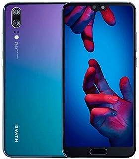 Huawei P20 128 GB/4 GB 智能手机 UK-P51092QPB West European Version 黑色(Twilight)