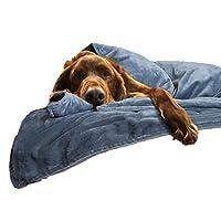 Canine Coddler 原装狗狗防*毯子可*和*,优质可水洗罩非常适合分离*树皮控制 All Dogs