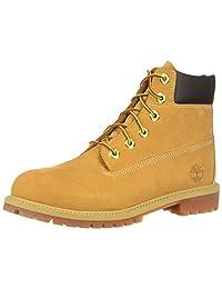Timberland 添柏岚 儿童 6英寸优质靴