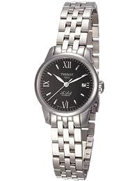 TISSOT 天梭 瑞士品牌 T-Classic经典力洛克系列机械手表 女士腕表 T41.1.183.53