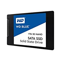WD 西部数据蓝色固态硬盘 1TB