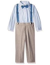 Van Heusen 男婴背带套装 4 件套