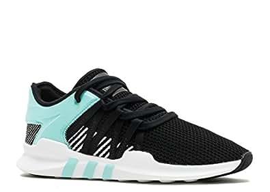 Adidas三叶草 女 ADIDAS W EQT RACING ADV W 综合训练鞋 CP9677 黑色/黑色/草绿色 36 2/3 (UK 4)
