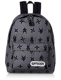 [OUTDOOR PRODUCTS] 帆布背包 儿童款 欢乐小背包 B5收纳