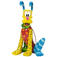 Enesco Disney by Britto Pluto Figurine 8.25-Inch