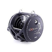 TICA Oxean Oxean Ox50Ts D2600340 中性成人渔线轮,多色,均码